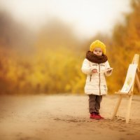 Маленький художник :: Валерия Мороз