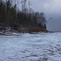 Замороженный шум прибоя :: val-isaew2010 Валерий Исаев