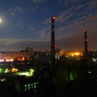 полнолуние над городом :: AV Odessa