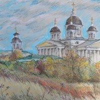 Арзамас. Воскресенский собор. :: Andrey Stolyarenko