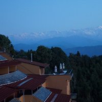 Непал. Нагаркот. Рассвет :: Gal` ka