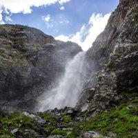 Суфруджинский водопад :: Диана