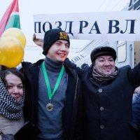 Встреча победителя :: Гузель Горбунова