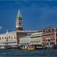 Подплывая к Венеции... :: Виктор Льготин