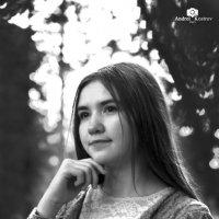 Оксана :: Андрей Костров