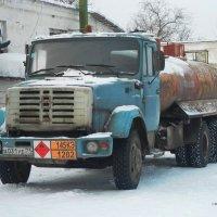 Топливозаправщик :: Сергей Уткин