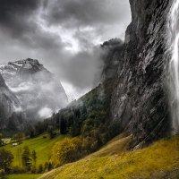 Швейцарские Альпы. :: Максим Гуревич