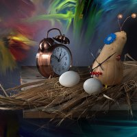 Балада о мудозвонах или чьи в лесу яйца :: mrigor59 Седловский