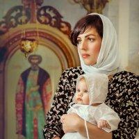 Крещение :: Светлана Гребцова