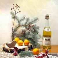 """Натюрморт """"Скоро Новый год"""" :: Лидия Суюрова"""
