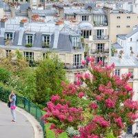 Париж,Монмартр :: Наталия