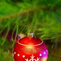 Скоро-скоро Новый Год!!! :: Леонид Абросимов