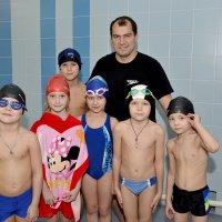 Будущие спортсмены :: Наталья Малкина