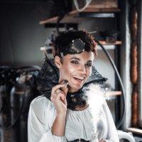 Стимпанк :: Galina Zabruskova