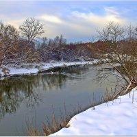 Начало зимы :: Вячеслав Минаев