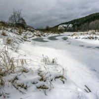 У реки РЕЖ, Алапаевсий район, село Мироново :: Pavel Kravchenko