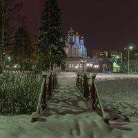 Храм Рождества Иоанна Предтечи. :: Виктор Евстратов