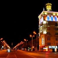 Однажды ночью в Запорожье :: © ГраВИ