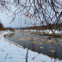 Вот такая у нас зима. :: ВАЛЕНТИНА ИВАНОВА