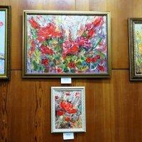 Картины Валерия Хали (художник, врач арт-терапевт) :: татьяна