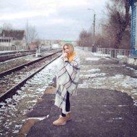 старый вокзал :: Кира Пустовалова - Степанова