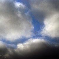 А за окошком говорили облака... :: Елена Kазак