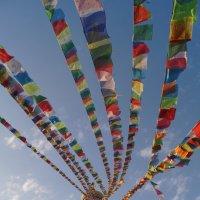 Непал. Катманду. Боудхнатх :: Gal` ka