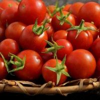 Вкусные помидорчики :: Татьянка *