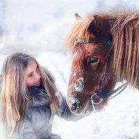 Мой маленький пони :: Татьяна Пахомова