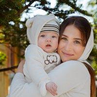 Крещение Темы :: Юлия Куракина