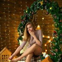 Новогодняя :: Любовь Дашевская