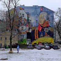 Москва.Декабрь. :: Михаил Рогожин