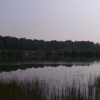 Старолисецкое   озеро :: Андрей  Васильевич Коляскин