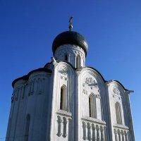 Церковь Покрова на Нерли :: Татьяна Котельникова