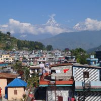 Непал. Покхара :: Gal` ka