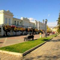 На Курортном проспекте Кисловодска :: Нина Бутко