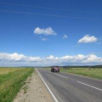 Путь-дорога :: Вера Щукина