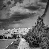 Город шахмат. Элиста :: Денис Сидельников