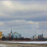 Городской пейзаж :: Александр Алексеенко