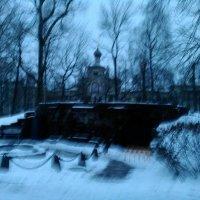 Зима в Александровском саду. (Декабрь 2017 год). :: Светлана Калмыкова