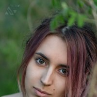"""Портрет на природе"" :: Борис Лебедев"