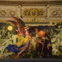 Италия,Ватикан,Музеи Ватикана. Фреска Зала Кьяроскури :: Galina Leskova