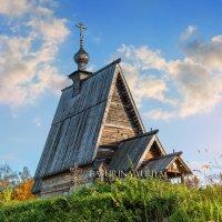 Храм на горе Левитана в Плёсе :: Юлия Батурина