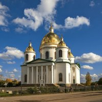 Троицкий собор в Моршанске. :: Александр Тулупов