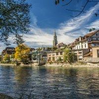 autumn day in Bern :: Dmitry Ozersky