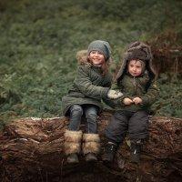 Брат и сестра :: Anna Lipatova