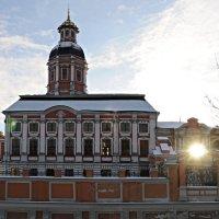 Благовещенская церковь Лавры :: tipchik