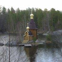 Храм Андрея Первозваного на Вуоксе :: Марина Домосилецкая