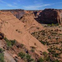 Спускаемся вниз в каньон De Chelly (Аризона, США) :: Юрий Поляков