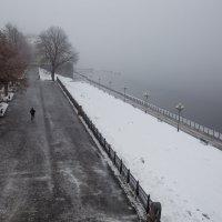 Город ушёл в туман! :: Горелов Дмитрий